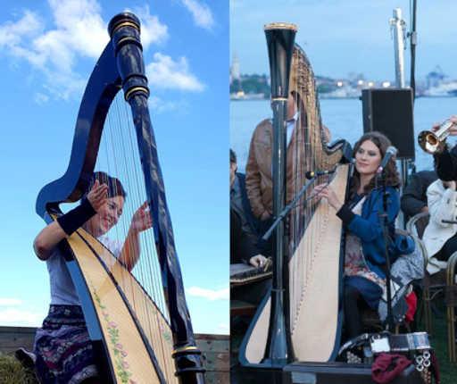 Harp Duo Franziska Eimer & Andrea Regenauer